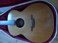 LOWDEN 010 WITH LR BAGGS I BEAM PICKUP