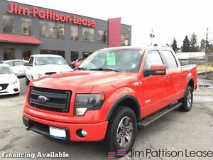 2014 Ford F-150 FX4 Supercrew  leather, roof, navi