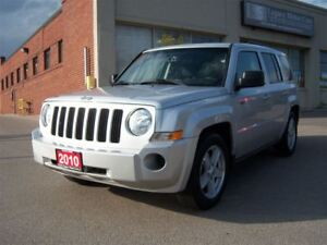 2010 Jeep Patriot Sport/North Edition/ P.Sunroof/FWD