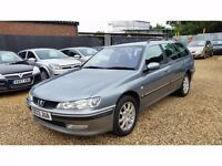 PEUGEOT 406 2.0 HDI S 5DR