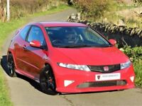 IMMACULATE CONDITION (2007) HONDA CIVIC TYPE R GT I-VTEC 2.0 - LOW MILEAGE - FSH - FINANCE AVAILABLE