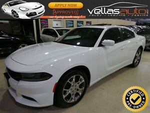 2016 Dodge Charger SXT**AWD**NAVI**SUNROOF**