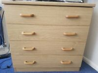 Chest of drawers Excellent condition Very good quality