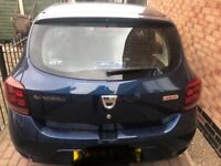 Dacia Sandero **Very Low Milage**