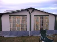 Trio Mexico Awning size 925