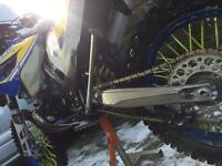 Swap Husaberg TE 250 two stroke 2013