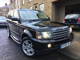 RANGEROVER SPORT 2.7 TDV6 HSE IMMACULATE NO FAULTS PERFECT!!