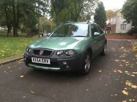 """2004 (54) ROVER STREETWISE SE TD 2.0 DIESEL LONG MOT """"DRIVES VERY GOOD + MUST BE SEEN AND DRIVEN"""""""