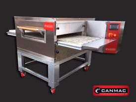 "32"" GAS CONVEYOR PIZZA OVEN CANMAC !!!!!!!!!!!!! 2 YEARS WARRANTY!!!!!!!!!!!!!!!"