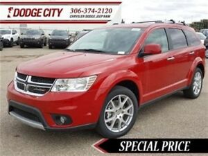 2017 Dodge Journey RT   AWD   ***Demo***