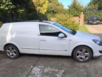 Vauxhall Astra Van (2008)
