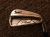Full set of Titleist Ap1 irons from 4 - pw