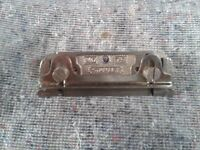 OLD WOODWORKING TOOLS STANLEY SIDE REBBET PLANE NO/79