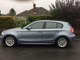 BMW 1 SERIES 116i - full service history-12 months MOT