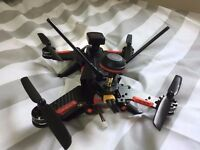 Radio controlled Walkers runner pro 250 racing quadcopter drone