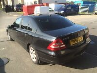 mercedes c200 cdi cheap for quick sale