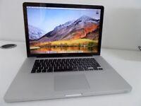 "Apple MacBook PRO 15"" Core i7 2.66Ghz 4GB RAM 500GB HDD Notebook Laptop (2010)-Refurbished"