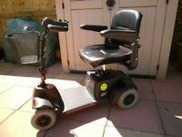 Boost made by Travelux Electric mobility 4 wheeled scooter
