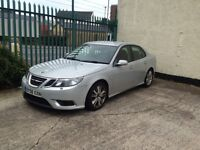 SAAB 9-3 Aero TTID 180BHP, Sat Nav, Leather Seats, Cruise and much more