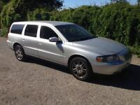 2008 Volvo v70 t5 estate service history long mot # MANUAL # 300bhp