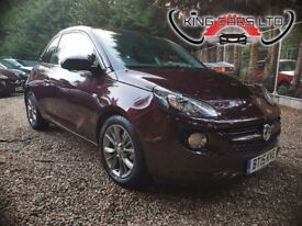 Vauxhall Adam 1.4 i VVT 16v JAM Easytronic 3dr FREE 1 YEAR WARRANTY, AUTOMATIC , P/X WELCOME