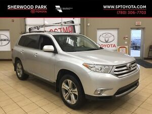 2013 Toyota Highlander Sport-Leather- 4X4!- CLEARANCE!!