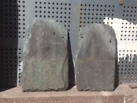 Second hand slates