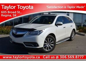 2014 Acura MDX Navigation Package Navigation Package