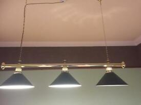 Snooker / Pool table light