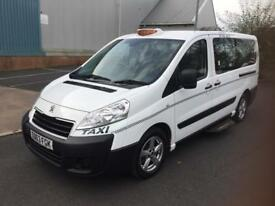 Peugeot Expert E7 Taxi Euro 5 cab direct full 1 spec