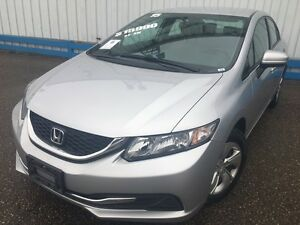 2015 Honda Civic LX *HEATED SEATS*