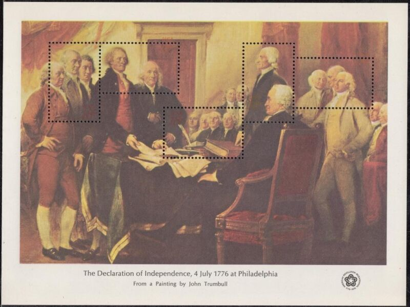 """#1687 Var Usa/18¢ Shifted 2nd,4th,5th Stamps """"usa"""" Out Of Stamp 2nd & 5th Bq4338"""
