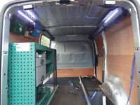 CITROEN DISPATCH LWB 2.0L LIKE MERCEDES VITO VAUXHALL VIVARO FORD TRANSIT RENAULT TRAFIC VW T4 T5