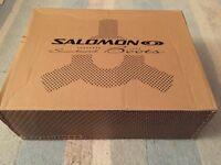 Women's Salomon Synapse Snowboard Boots Size 5