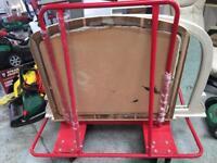 Plaster trolley