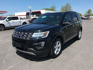 2016 Ford Explorer XLT - AWD, Heated Leather, Remote Start Kingston Kingston Area image 3