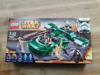 LEGO STAR WARS Flash Speeder 75091 - New and sealed in box