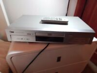 LG DVD PLAYER WITH REMOTE CONTROL
