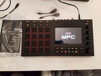 Akai MPC Touch (inc MPC Bible & Sounds) Mint Condition