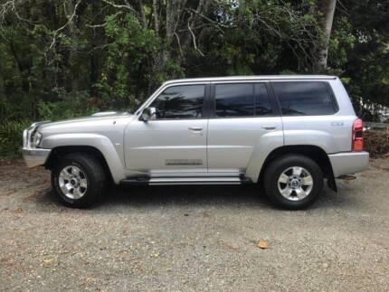 2010 Nissan Patrol ST 3L Turbo Diesel Auto 4x4 Wagon