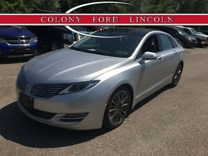 2014 Lincoln MKZ LINCOLN CERTIFIED, 0.9% PLUS LOTS OF WARRANTY!
