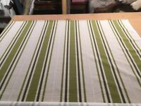 """Fairfield Mills """"Metro stripe """" Fabric 3m - great for blinds"""
