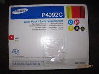 Genuine Samsung Laser Printer Cartridges.