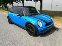 2003 MINI COOPER WITH STYLING PACKAGE WORTH £1200
