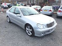 STUNNING MERCEDES C180 KOMP AVANTGARDE// ONE YEAR MOT // FULL SERVICE HISTORY //ONE PREVIOUS OWNER