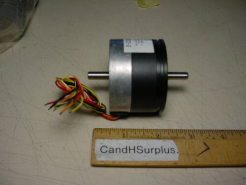 Applied Motion #023-200-024-PF stepper motor 15 volt.  .95 amps/phase 8 wire