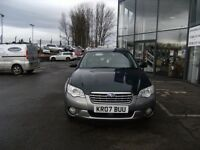 2007 07 SUBARU OUTBACK 2.5 SE AWD 5D 165 BHP **** GUARANTEED FINANCE **** PART EX WELCOME ****