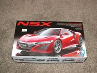 TAMIYA 24344 Honda NSX 1:24 Car Model Kit
