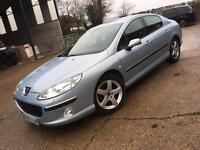 "Peugeot 407 turbo diesel HDI 55/2006"" family car NEW MOT px swap possible"