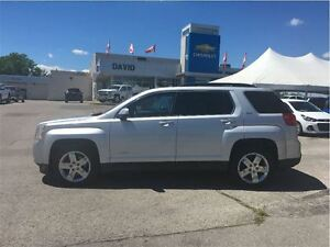 2013 GMC Terrain SLT-1 AWD, LEATHER, LOCAL TRADE!!